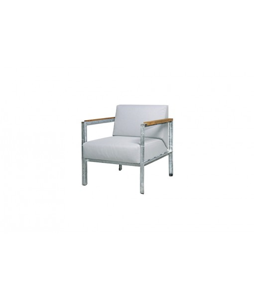 INDUSTRIAL lounge 1-seater