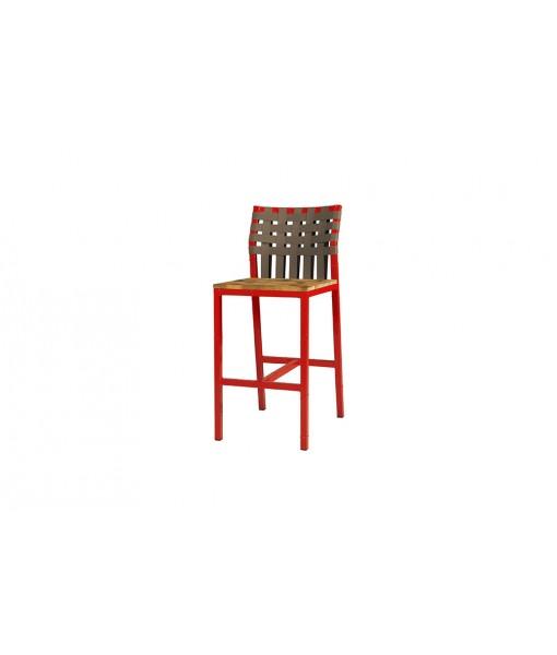 INDUSTRIAL weave bar chair (alu)