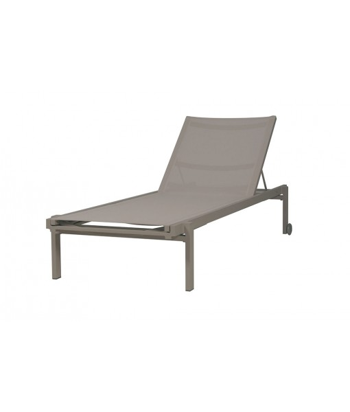 ALLUX stackable lounger