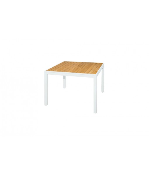 ALLUX dining table 100 (straight slats)
