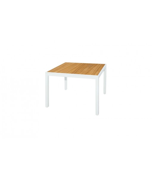 ALLUX dining table 100 (abstract slats)