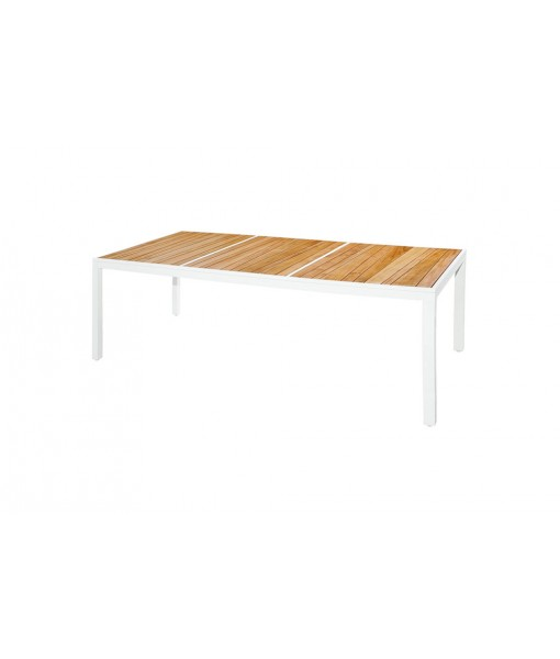 ALLUX dining table 220 (abstract slats)