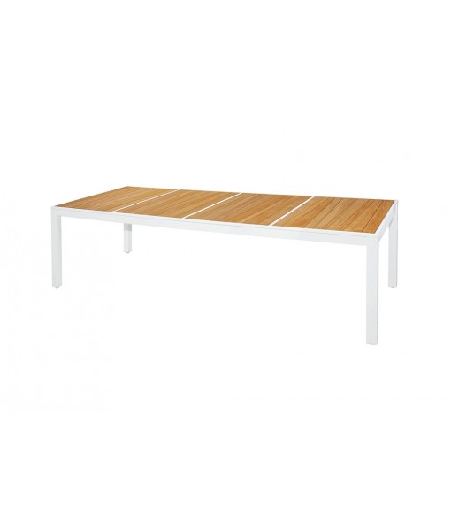 ALLUX dining table 270 (abstract slats)
