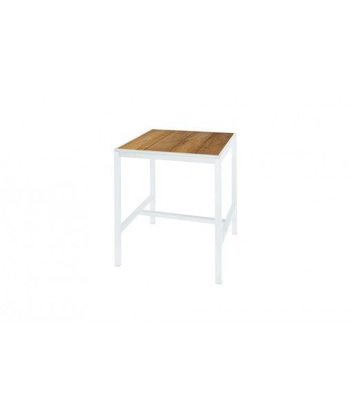 ALLUX bar table 80 (recycled teak)