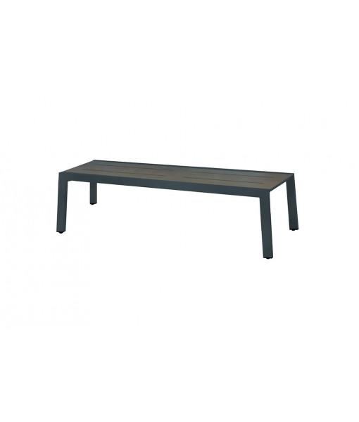 BAIA bench 145 (HPL+aluminum)
