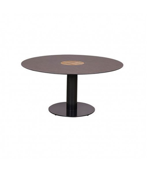 STIZZY pedestal dining table 127