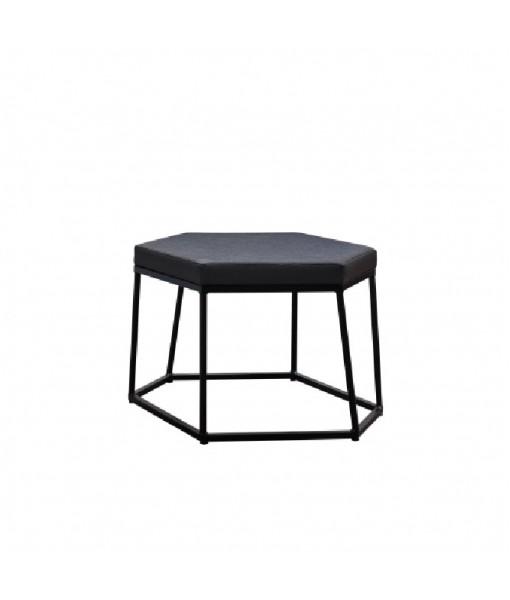 POLYGON stool L (upholstery)