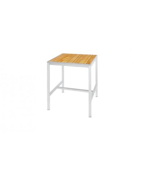 ZIX bar table 80 (abstract slats)