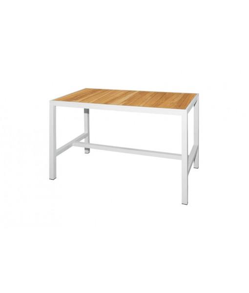 ZIX bar table 150 (abstract slats)