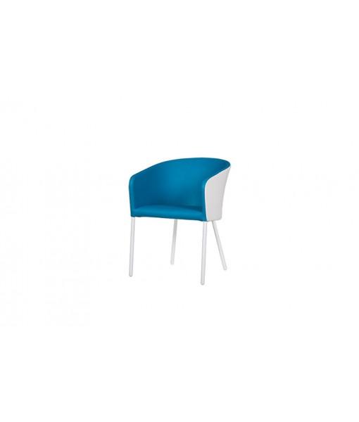 ZUPY dining chair (stamskin-leisuretex)