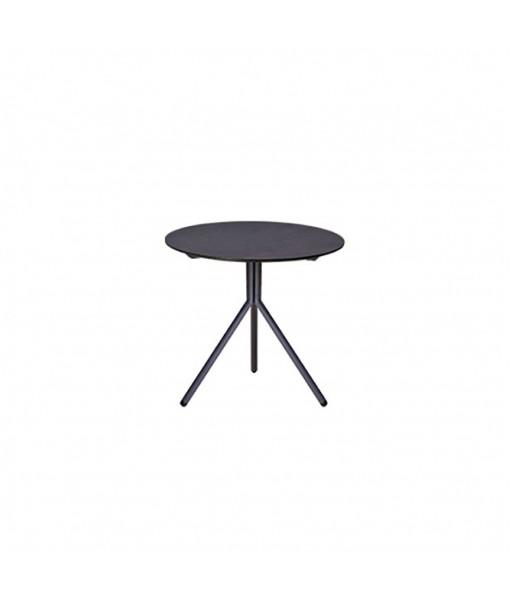 BONO side table (aluminum/HPL)