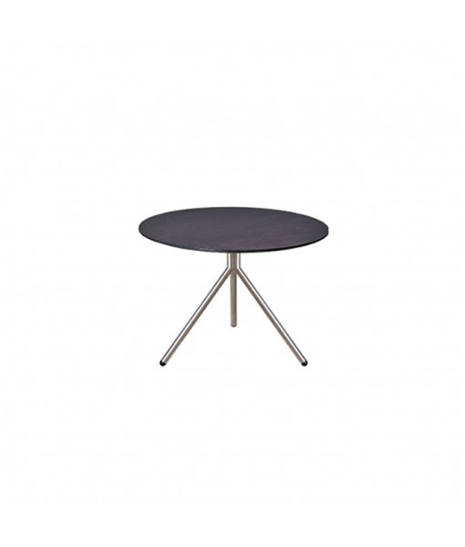 BONO low table (stainless steel/HPL)