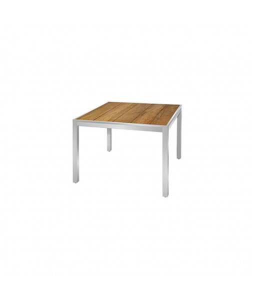 ZIX dining table 100 (recycled teak)