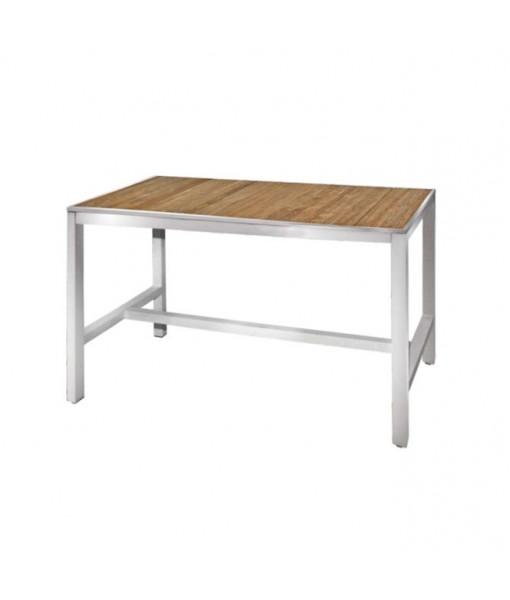ZIX bar table 150 (recycled teak)