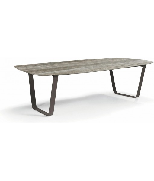 Air Dining table - lava - ...
