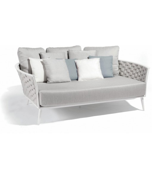 Cascade daybed - white - rope ...