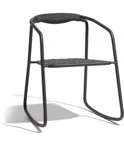 Duo rocking chair - lava rope ...