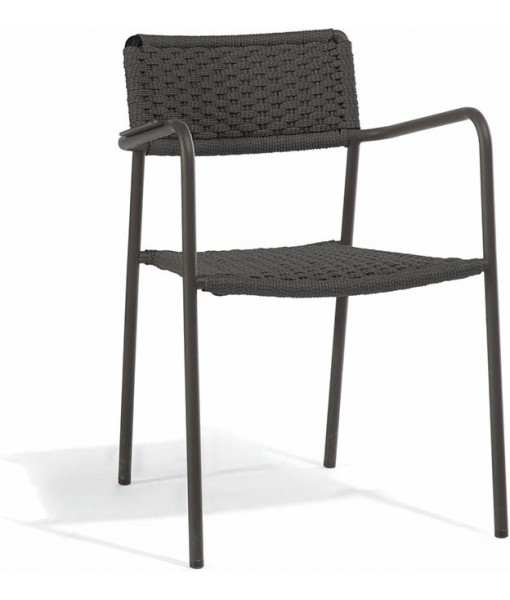 Echo chair - lava - rope ...