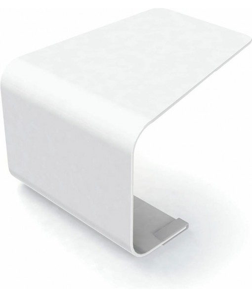 Elements sidetable 35 - white