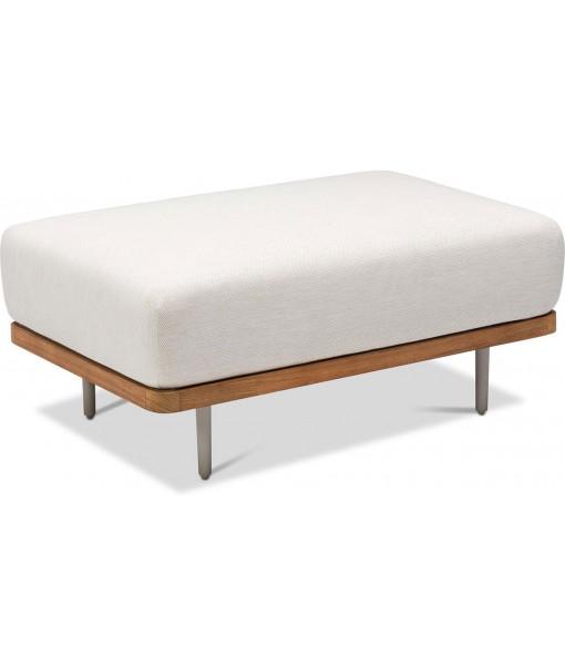 Flex Large footstool/Loungetable - flint - ...
