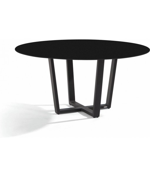 Fuse Dining table - lava - ...
