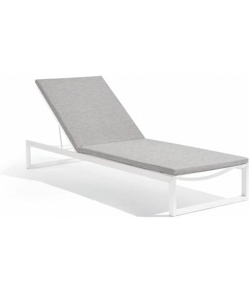 Liner lounger - white - lotus ...