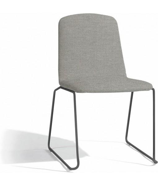 Loop dining chair - lava - ...
