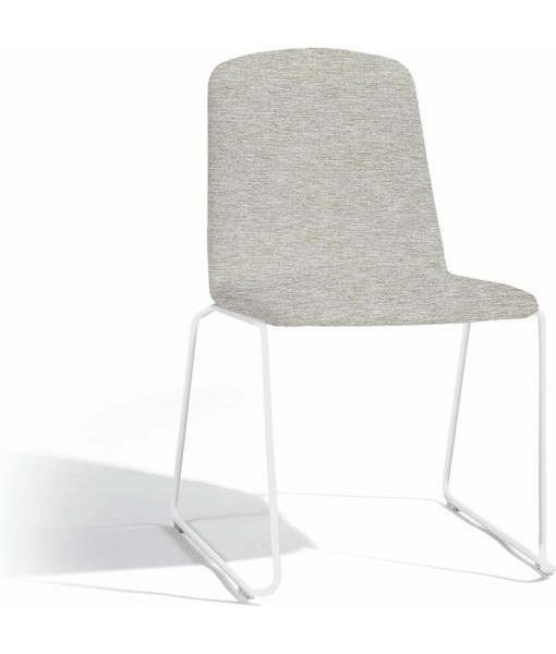 Loop dining chair - white - ...