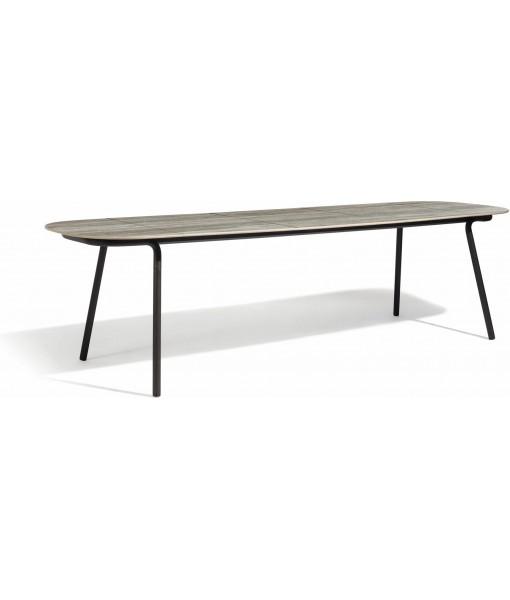 Minus Dining table - lava - ...