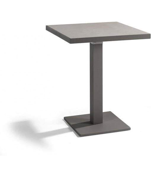 Napoli Bistro table - lava - ...