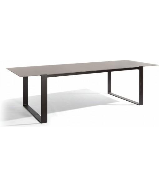 Prato Dining table - lava - ...