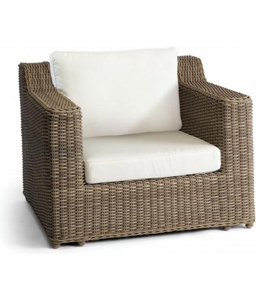 San Diego 1S - Lounge chair ...