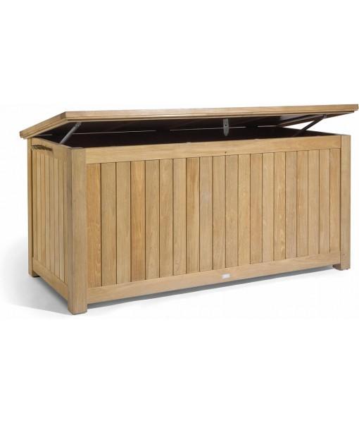 Siena teak cushion box