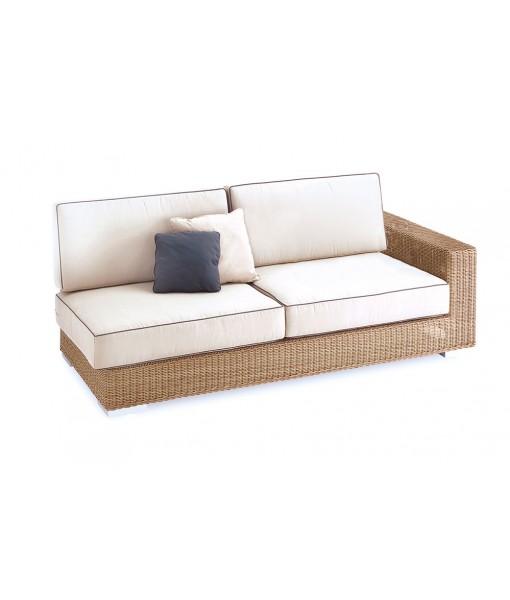 GOLF Sofa 3 with Left Arm