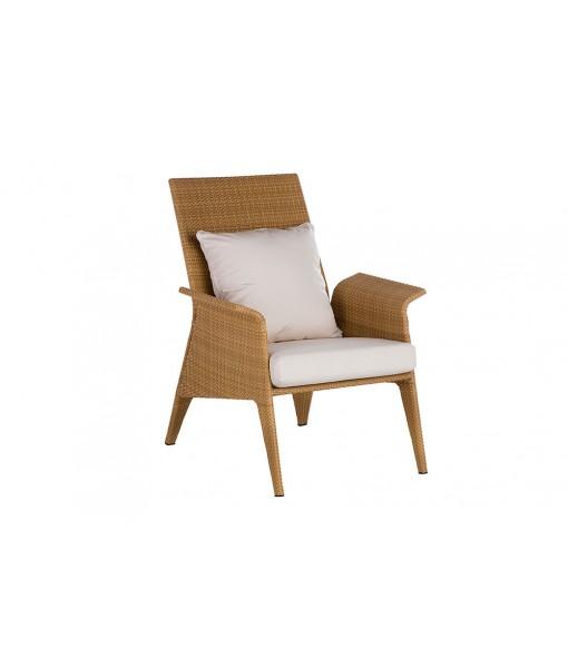 U High-back Armchair