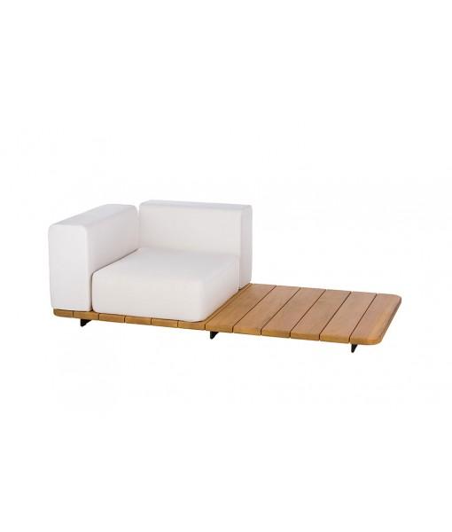 PAL Single Seat & Back + ...