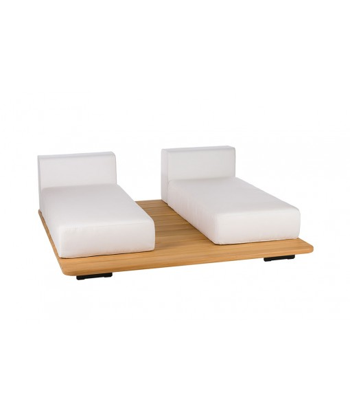 PAL 2 Parallel Double Seat + ...