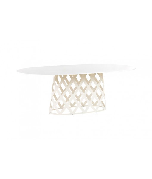 DALMATIA Oval Dining Table