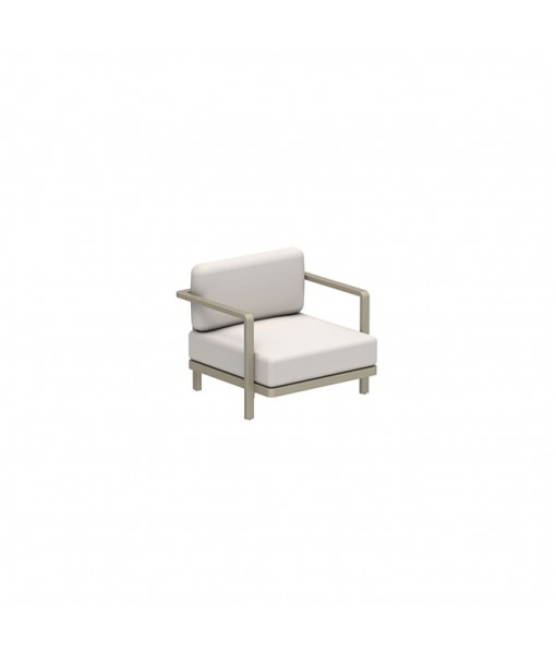 ALURA LOUNGE ONE SEATER SAND