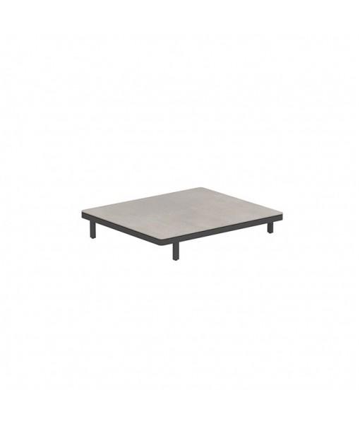 ALURA LOUNGE 140 LTL TABLE 140X120X23CM ...