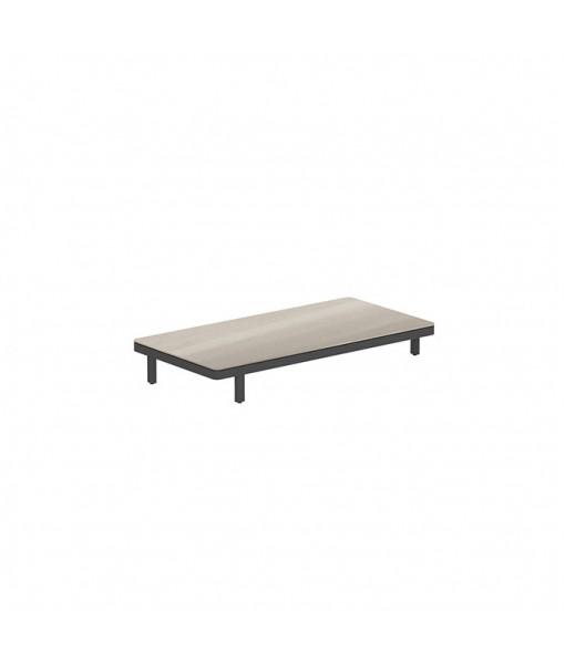 ALURA LOUNGE 160 LTL TABLE 160X80X23CM ...