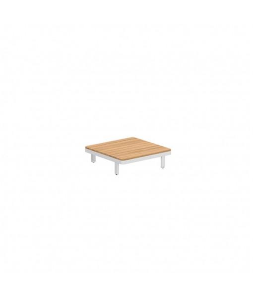 ALURA LOUNGE 80 LTL TABLE 80X80X23CM ...