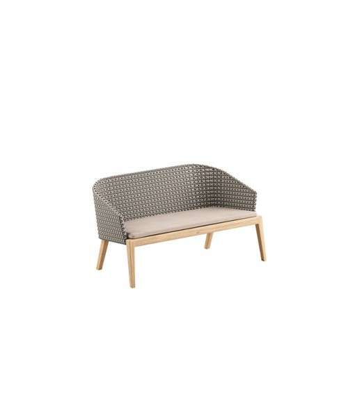 CALYPSO 135 BENCH WITH WEAVING