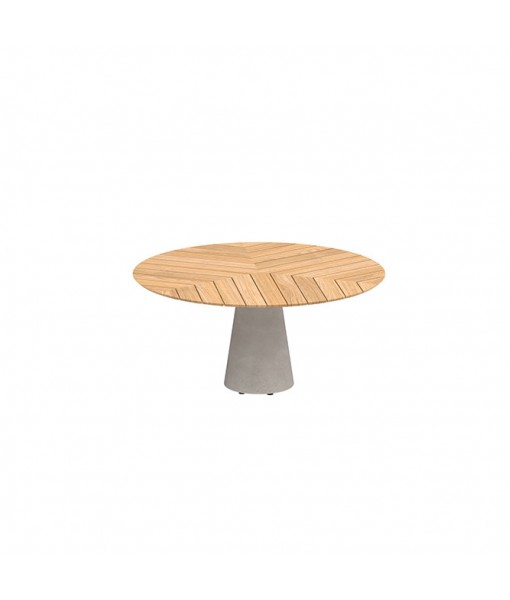 CONIX ROUND TABLE 160CM TABLETOP TEAK