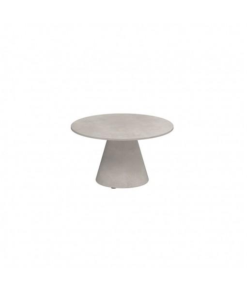 CONIX SIDE TABLE 60CM ROUND CERAMIC ...