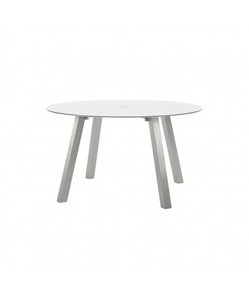 DISCUS TABLE ROUND Ø 130CM LEGS ...