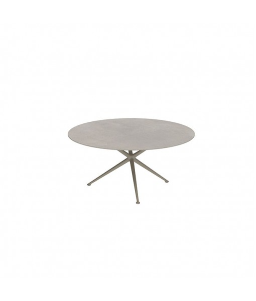 EXES TABLE 160CM ROUND SAND WITH ...