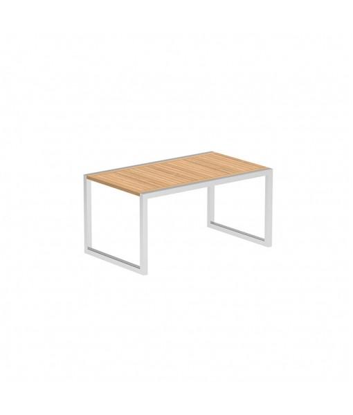 NINIX TABLE 150X90 CM EL.POL