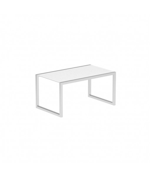 NINIX TABLE 150X90 CM WITH STAINLESS ...
