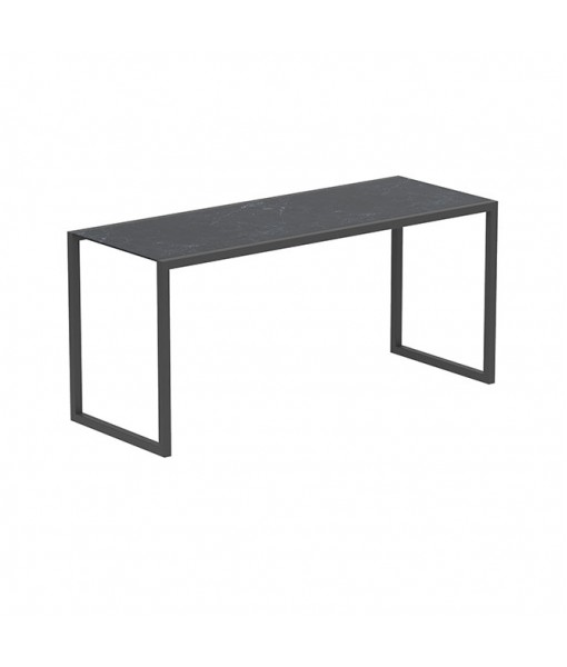 NINIX BARTABLE ANTHRACITE WITH CERAMIC TOP ...